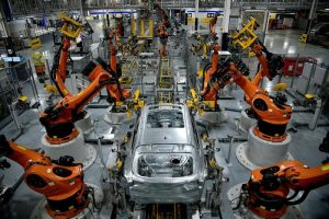 US Manufacturing Sector Strengthens In June US Commerce Department